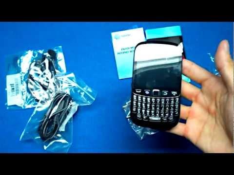(Unboxing) Globe Postpaid - BlackBerry Curve 9220