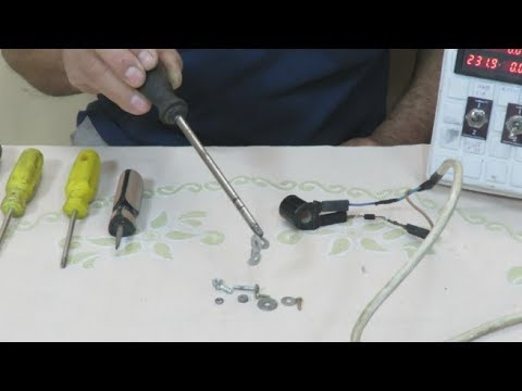 Como Magnetizar y Desmagnetizar  Herramientas/ How to Magnetize and Demagnetize Tools