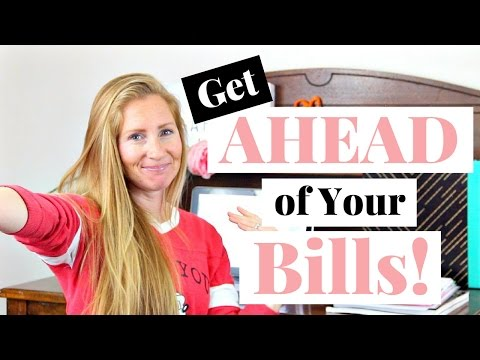 Stop Living Paycheck to Paycheck in 30 Days or Less | How to Get One Month Ahead of Your Bills