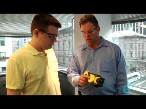 Taser X3 hands-on | Engadget