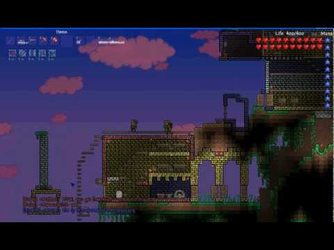Terraria Awesome-Ical Server