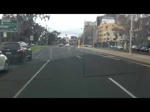 Fitzroy Street And Lakeside Drive, St Kilda speed/red light camera