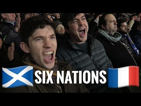 Scotland vs France, Six Nations (11th Feb 2018)