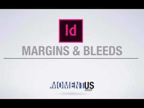Indesign Margins & Bleeds