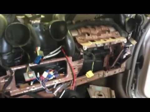 2002 PT Cruiser Heater Core Replacement