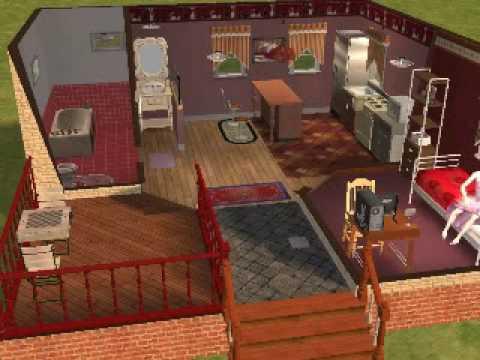 Sims2:普通の生活を放っといてみた