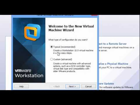 How to open Windows 7 on VMware