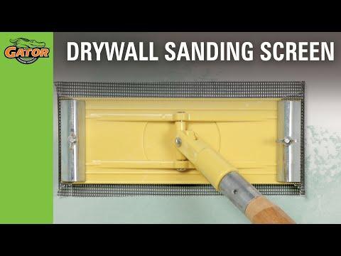 Finishing Made Easy - SilicaCut™ Sanding Screen