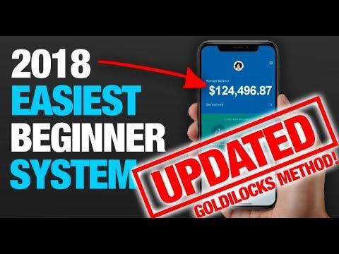 MAKE $124,496 IN JUST ONE MONTH IN 2018 (NO SURVEYS) EASIEST BEGINNER PROOF METHOD UPDATED! {PROOF!}
