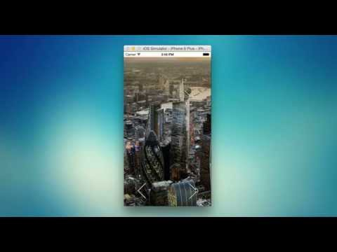 Web2App iOS App Template - Convert your Website into iOS App