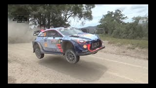 WRC Rally Australia 2017 day 2 highlights big jumps flat out maximum attack