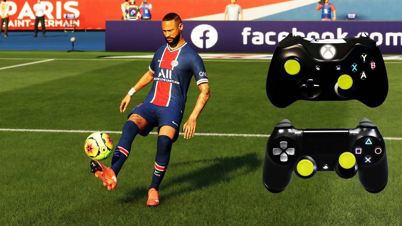 FIFA 21 ALL 120 SKILLS TUTORIAL | Xbox & Playstation | 4K