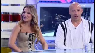 El Hormiguero (26/04/11) Vin Diesel y Elsa Pataky (1/4)
