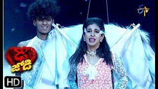 Sukumar and Greeshma Performance | Dhee Jodi | 15th May 2019    | ETV Telugu