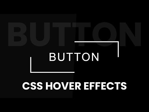 CSS Button Hover Effects   Sliding Border