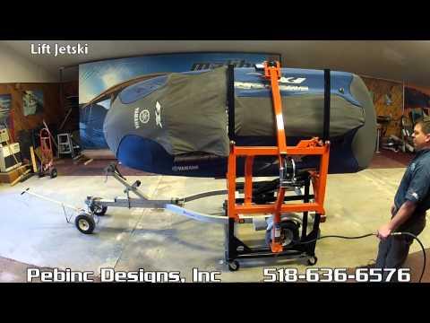 PWC Flip Lift - Jet Ski Rotator