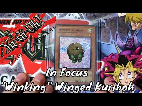 In Focus - Yugioh - Winged Kuriboh GX1-EN002