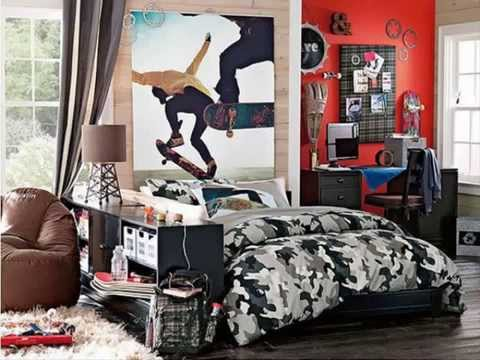 Army bedroom decorations inspiration