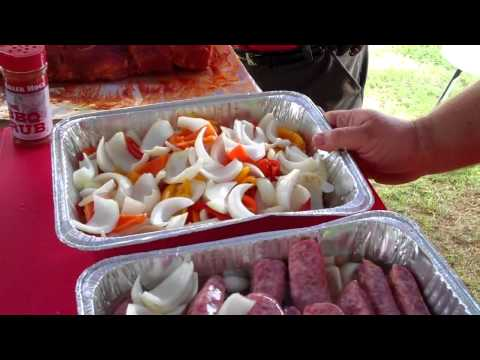 Beer Brats Recipe on the Grill - grilling bratwurst recipe