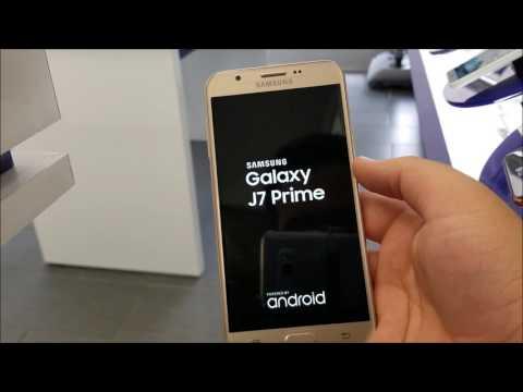 MetroPCS Samsung Galaxy J7 Prime Software Reset
