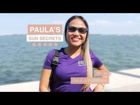 Paula's Sun Secrets