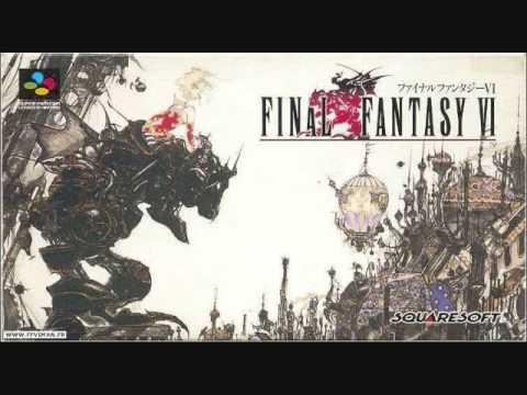 Final Fantasy VI Symphonic Music - Fierce Battle (Atma Weapon)