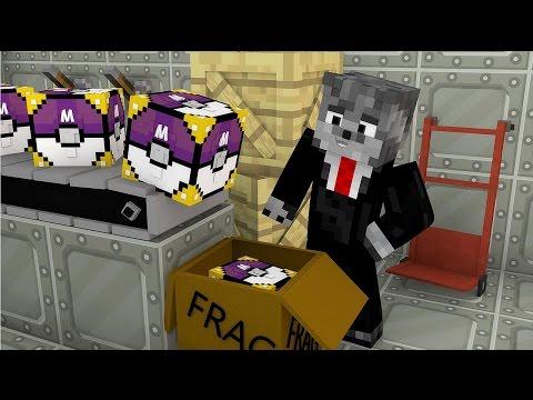 Minecraft: FABRICANDO MASTER BALL #57 - DIMENSAO X