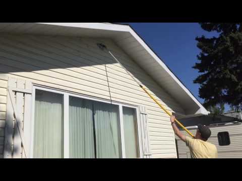 Mike's Mobile Pressure Wash - Oxidized house Cleaning