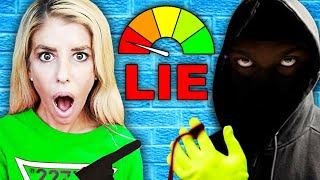 Lie Detector Test on REAL Game Master To REVEAL Truth! (New Clues) | Rebecca Zamolo