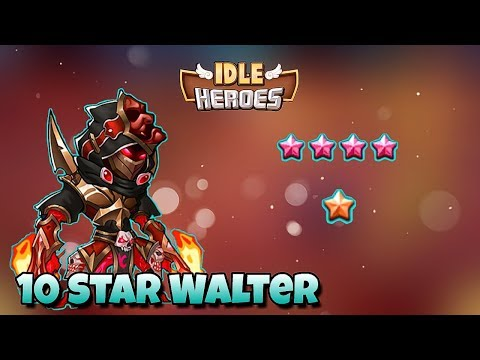 Download Idle Heroes - 10 Star Walter - Boss Destroyer
