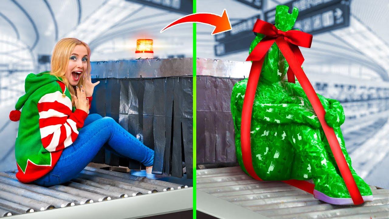 11 Situaciones Incomodas En Un Aeropuerto Durante Navidad