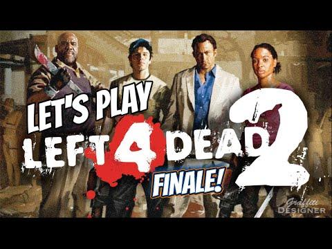 Let's play - Left 4 dead 2 - Dead center FINALE!