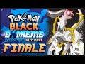 WIN OR LOSE?! ELITE 4 & LORD N!! | Pokemon Black EXTREME Randomizer Nuzlocke FINALE