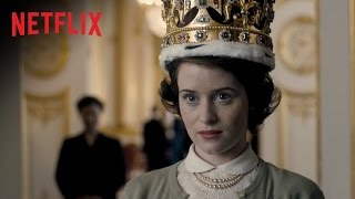 ✔ The Crown trailer italiano | serie tv Netflix HD