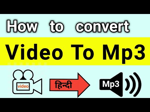 How to convert video to mp3 ! Ringtone Maker,video cutter,audio cutter,Mp3 maker,video 2 mp3