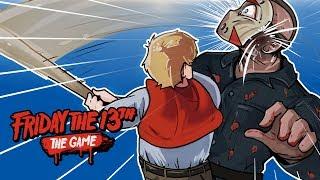 Friday The 13th - RIP JASON VOORHEES??? (HOME RUN GLITCH!!!)