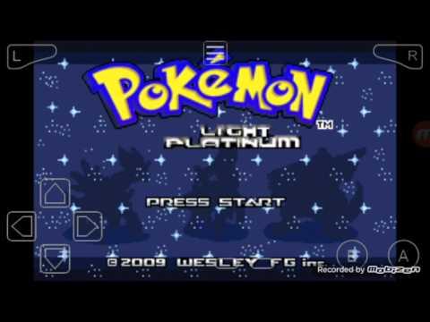 Cheat do arceus pokemon light patinum