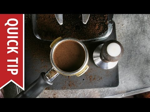 Grind Size by Coffee Brewing Method