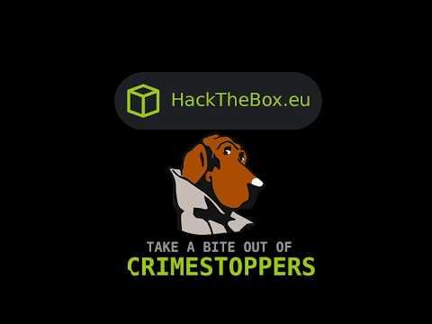 HackTheBox - CrimeStoppers