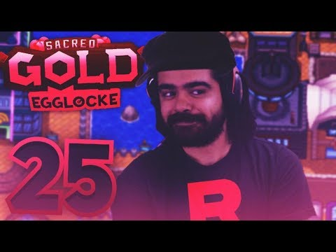 TEAM ROCKET & THE RADIO TOWER | Pokemon Sacred Gold Egglocke w/ TheHeatedMo - 25