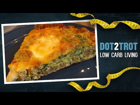 Fennel Sausage Frittata, A Naturally Low Carb Dish