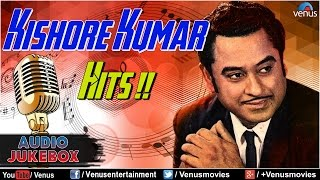 Kishore Kumar Hits : Evergreen Bollywood Songs || Audio Jukebox