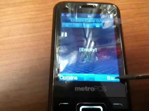 Metro PCS NEW Huawei M750 unboxing - 2nd touch screen phone for Metro PCS