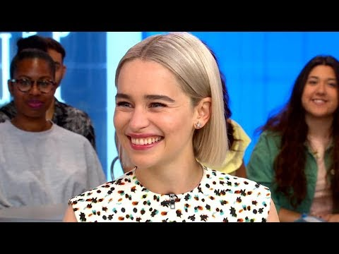 'GMA' Hot List: Emilia Clarke on being recognized for 'Game of Thrones'
