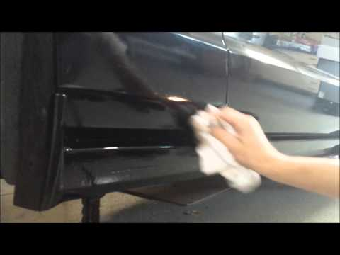 How to Remove Tar / Rubber Off of Your Vehicle