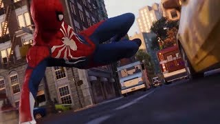 Something Just Like This :: Spider-man Ps4