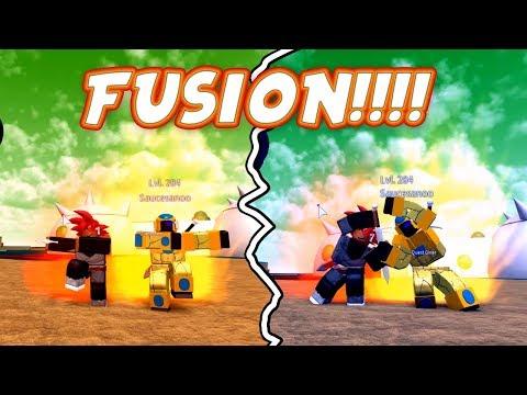 When A Super Saiyan God and Golden Frieza Fuse | Dragon Ball Z Final Stand | Roblox