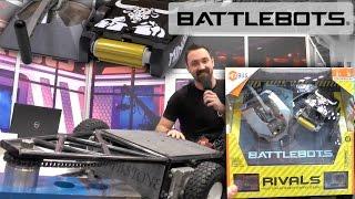 NEW Battlebots 2017 - Minotaur, Beta - 5 Head to Head Battles