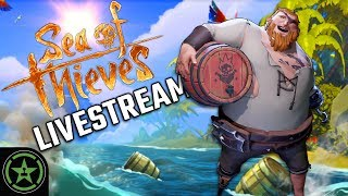 Achievement Hunter Live Stream - Sea of Thieves Beta