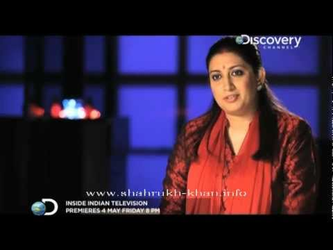 Shah Rukh Khan - Discovery Channel India Inside Indian Television bitrate - May 2012